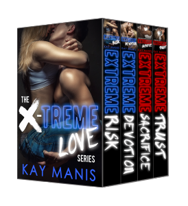X-Treme Love Series Box Set (Books 1-4)